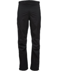 Брюки мужские Black Diamond M Stormline Stretch FL ZP Rain Pants Black, р.L (BD Z9LC.015-L)