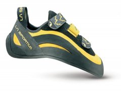 Скальные туфли La Sportiva Miura VS Yellow/Black, р.37 (LS 555.YB-37)