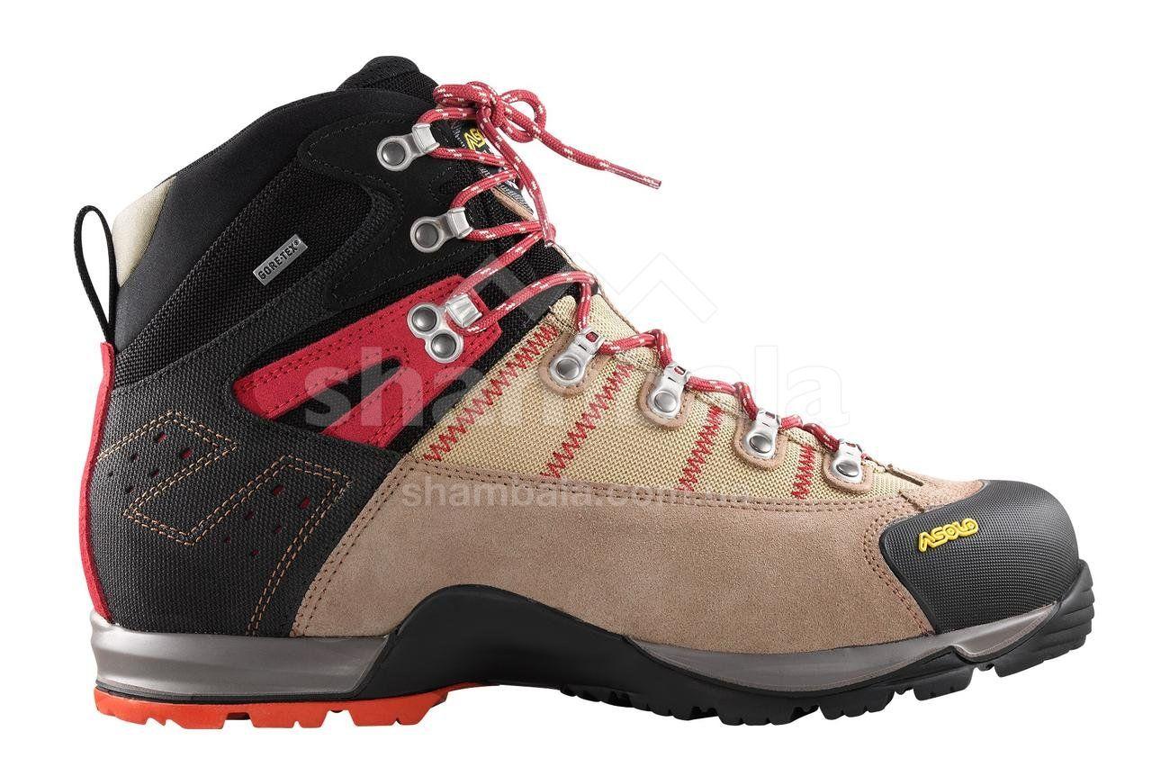550a74bc Ботинки мужские Asolo - Fugitive GTX Wool/Black, р. 42 (ASL OM3400.A508-8)  - Шамбала - товары для туризма и активного отдыха
