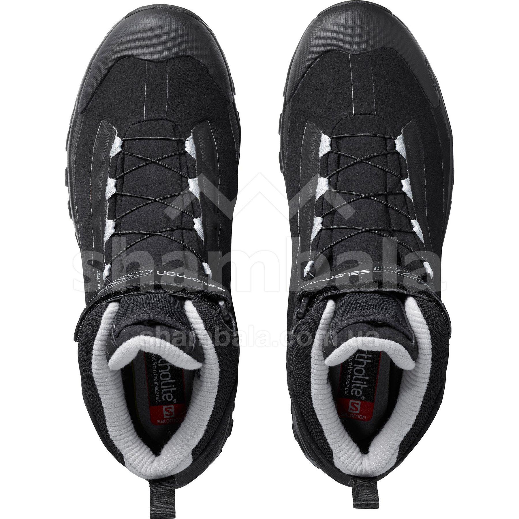 f33796a0 Ботинки мужские Salomon - Deemax 3 TS WP Black/Black, р.41 1/3 (SLM DEEMAX .376878-7,5)
