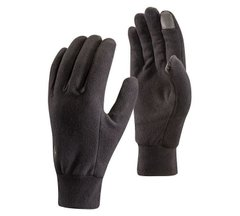 Перчатки Black Diamond LightWeight Fleece Gloves Black, р.L (BD 801040.BLAK-L)
