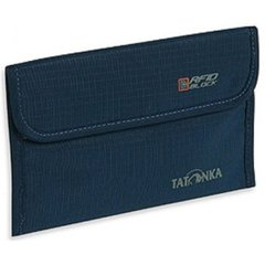 Кошелек Tatonka Travel Folder RFID B, Navy (TAT 2956.004)