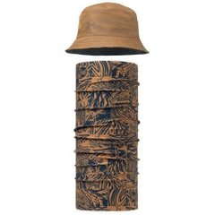 Комплект Buff UV Combo Caps Travel Bucket, Landscape Desert (BU 117203.303.10.00 / 117)
