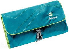 Косметичка Deuter Wash Bag II, petrol-kiwi (39434 3214)