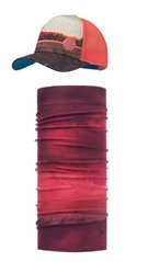 Комплект Buff UV Combo Caps Trucker, Collage Multi (BU 117241.555.10.00 / 117)