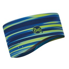 Повязка Buff Windproof Headband, Kenney Blue (BU 113209.707.20.00)