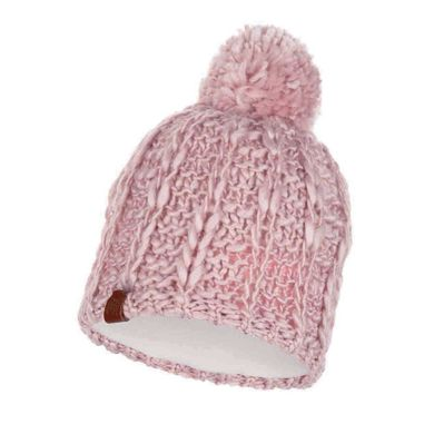 Шапка Buff Knitted & Polar Hat Liv, New Coral Pink (BU 120706.506.10.00)