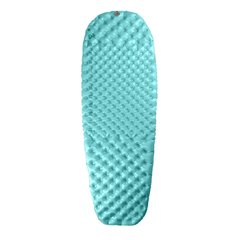 Надувной женский коврик Sea To Summit - Air Sprung Comfort Light Insulated Mat Women's Light Blue, 168 см х 55 см х 6.3 см (STS AMCLINSWRAS)