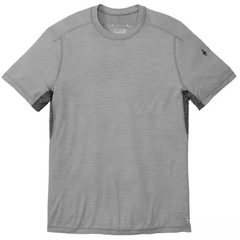 Футболка мужская Smartwool PhD Ultra Light Short Sleeve Light Gray, р.XL (SW 00246.039-XL)
