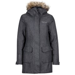 Куртка женская Marmot Wm's Georgina Featherless Jacket, Black, р.L (MRT 78230.001-L)