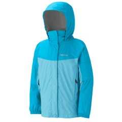 Детская куртка Marmot PreCip Jacket, S - Blue Radiance/Breeze Blue (MRT 56100.2284-S)