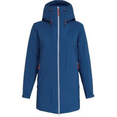 Куртка женская Salewa Fanes 2 Powertex/Tirolwool Celliant Wms Parka, синий, р.40/34 (013.002.7399)