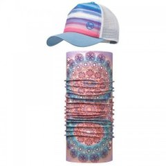 Комплект Buff UV Combo Caps Trucker, Sunset Multi (BU 117247.555.10.00 / 113)