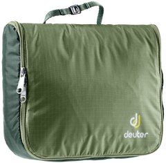 Косметичка Deuter Wash Center Lite I, Khaki/Ivy, (DTR 3900220.2243)