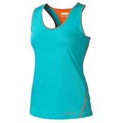 Майка женская Marmot Wm's Essential Tank Ceramic Blue / Orange Spice, S (MRT 67780.2923-S)