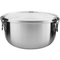 Контейнер для еды Tatonka Foodcontainer 2.0 L, Silver (TAT 4045.000)
