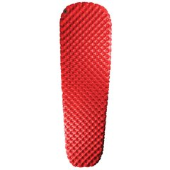 Надувной коврик Sea To Summit - Comfort Plus Insulated Mat Red, 184 см х 55 см х 6.3 см (STS AMCPINSR)