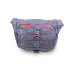 Сумка на руль Acepac Bar Bag Nylon, Grey (ACPC 121026)