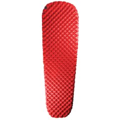 Надувной коврик Sea To Summit - Air Sprung Comfort Plus Insulated Mat Red, 184 см х 55 см х 6.3 см (STS AMCPINSRAS)