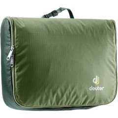 Косметичка Deuter Wash Center Lite II, Khaki/Ivy, (DTR 3900320.2243)