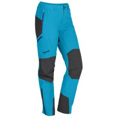 Штаны женские Marmot Pingora Pant, M - Blue Sea/Black (MRT 85970.2463-8)