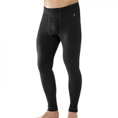 Термоштаны мужские Smartwool NTS 250 Bottom Black, р.L (SW SS605.001-L)