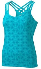 Майка женская Marmot Wm's Vogue Tank Sea Green Kaleidoscope, M (MRT 6566.8488-M)