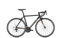 "Велосипед шоссейный Focus Izalco Race Al 105 22G 28"" 57/L Freestyle Black L (FCS 628012403)"