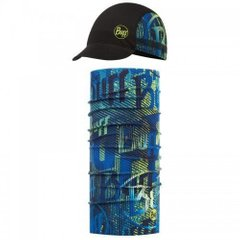 Комплект Buff UV Combo Caps Bike, Logo Multi (BU 117210.555.10.00 / 117)
