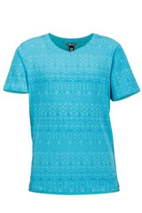 Футболка для девочки Marmot Girl's Lauren SS Light Aqua, M (MRT 57930.2569-M)