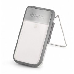 Фонарь-повербанк Biolite PowerLight Mini, 135 люмен, Grey (BLT PLB1002)