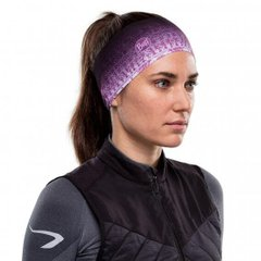 Повязка Buff Tech Fleece Headband, Marken Spirit Violet (BU 118143.619.10.00)