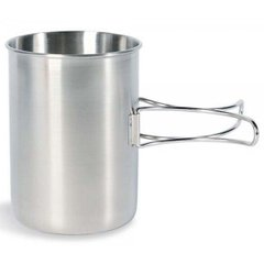 Кружка Tatonka Handle Mug 850, Silver (TAT 4074.000)