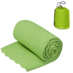 Полотенце из микрофибры Sea To Summit Airlite Towel, S - 36х36см, Lime (STS AAIRSLI)