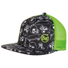 Кепка Buff Kids Trucker Cap, Bone Multi (BU 120059.555.10.00)