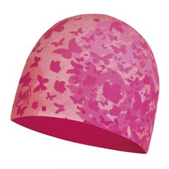 Шапка детская Buff CHILD MICROFIBER & POLAR HAT butterfly pink (BU 118803.538.10.00)