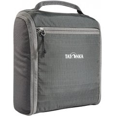 Косметичка Tatonka Wash Bag DLX Titan Grey (TAT 2784.021)