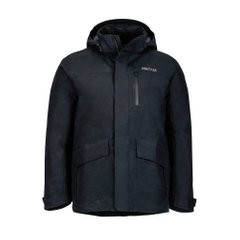 Мужская куртка Marmot Yorktown Featherless Jacket, XXL - Black (MRT 73960.001-XXL)