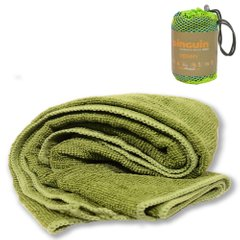 Полотенце Pinguin Terry towel Olive 40х40 cm, S (PNG 656.Olive-S)