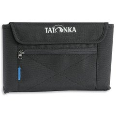 Кошелек Tatonka Travel Wallet, Black (TAT 2978.040)