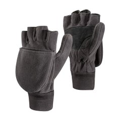 Перчатки мужские Black Diamond WindWeight Mitt Black, р.L (BD 801072.BLAK-L)