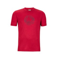 Футболка мужская Marmot Transporter Tee SS, Sienna Red Heather, р.S (MRT 54880.6991-S)