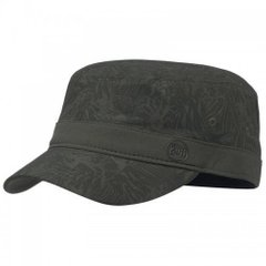 Кепка Buff Military Cap, Checkboard Moss Green, S/M (BU 117234.851.20.00)