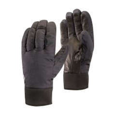 Перчатки мужские Black Diamond MidWeight Waterproof Gloves Black, р.L (BD 801462.BLAK-L)