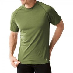 Футболка мужская Smartwool Merino 150 Baselayer Short Sleeve Light Loden, р.L (SW 14041.261-L)