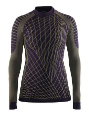 Термофутболка женская Craft Active Intensity Crewneck LS Rich/Go, p.XL (CRFT 1905333.751603-XL)