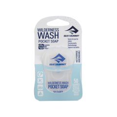 Мыло Sea To Summit - Wilderness Wash Pocket Soap 50 Leaf White (STS APSOAP)