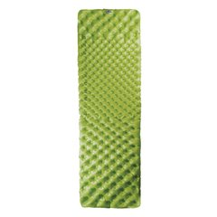 Надувной коврик Sea to Summit Air Sprung Comfort Light Insulated Mat 2020, Green, Regular Rectangular (STS AMCLINS_RR)