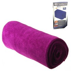 Полотенце из микрофибры Sea To Summit Micro Towel, S - 40х80см, Berry (STS ATLMTSBE)