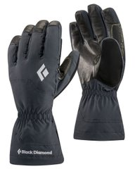 Перчатки мужские Black Diamond Glissade Gloves Black, р.L (BD 801728.BLAK-L)